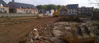Bouwonderneming De Greef - Ternat - RESIDENTIE HEUVELKOUTER REEDS 60% VERKOCHT